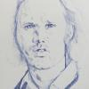 Jim Morrison, pen on paper (year unknown)