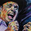 "Gord Downie, 24"" x 36"", acrylic on canvas"