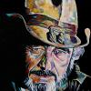 "Don Williams No 1, 16"" x 20"", acrylic on canvas"